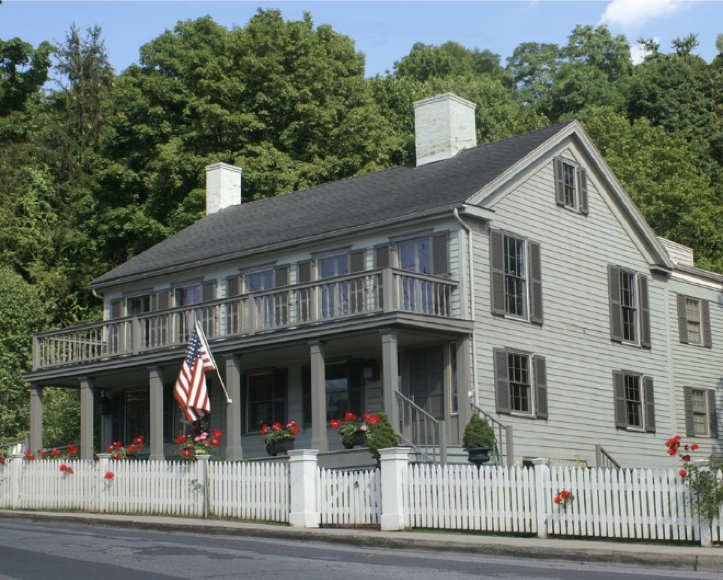 Horace Greeley House