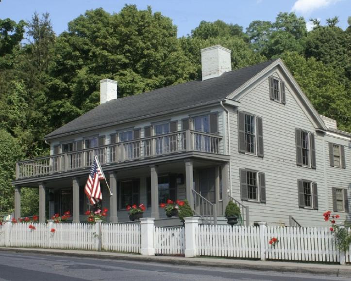 Horace Greeley House